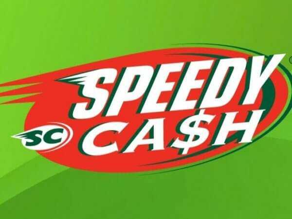 บัตร speedy cash